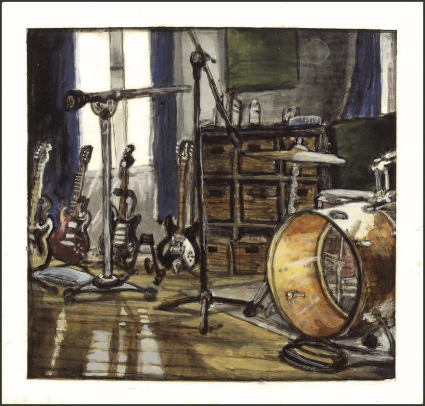Miner Street Live Room